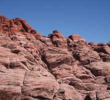 Red Rock Canyon, Nevada - 2 by Ilan Cohen