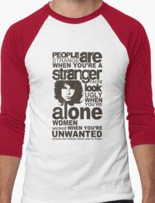 Music Lyrics Colections 1 People are Strange T-Shirt