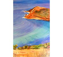 azores bay Photographic Print
