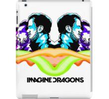 Imagine Dragons Mirror iPad Case/Skin