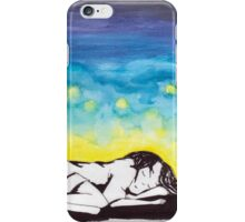 Sleep with Fireflies iPhone Case/Skin