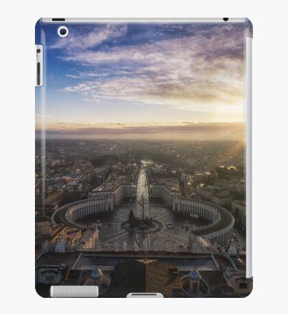 Rome Rising iPad Case/Skin