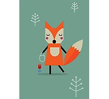 So Foxy Photographic Print