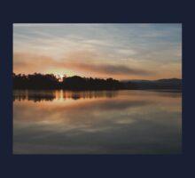 Golden Liquid Dawn ~ Johnstone River, Innisfail T-Shirt