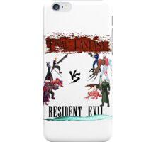 Final Fantasy VS Resident Evil iPhone Case/Skin