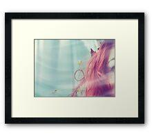 Queen of Autumn Framed Print