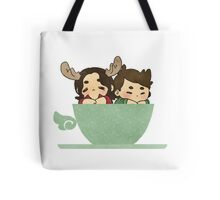 winchester in a cup  Tote Bag