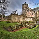 Culross Abbey by Jeremy Lavender Photography