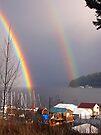 Bay of Rainbows by Tamara Valjean