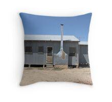 The shearers' Hut Throw Pillow