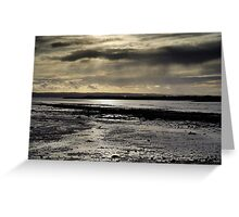 Torryburn Ness Greeting Card