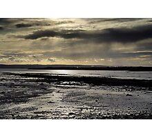 Torryburn Ness Photographic Print