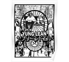 Yung Lean - Yoshi City Poster