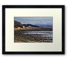 Torryburn Ness Framed Print