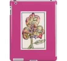 Pansy iPad Case/Skin