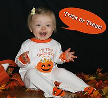 ...but I prefer the treat! by Patricia Montgomery