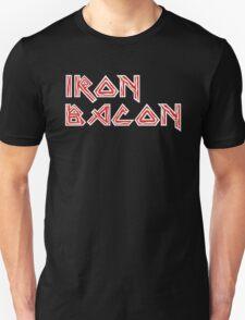 Iron Bacon Funny T-Shirt
