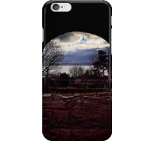 View from Culross Abbey iPhone Case/Skin