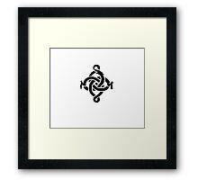 The Order. Framed Print