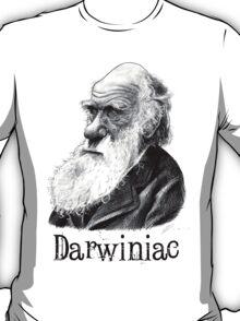 Darwiniac - Charles Darwin T-Shirt