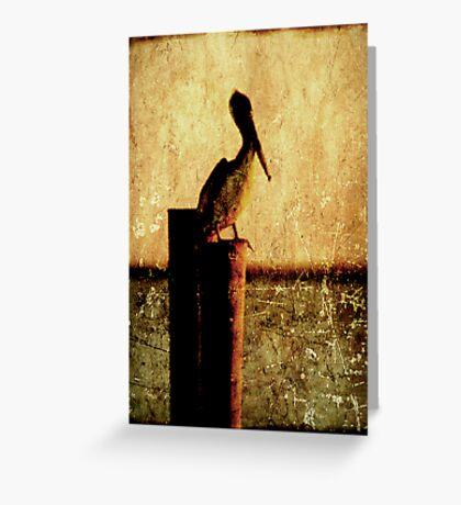 Bayou Solitude Greeting Card