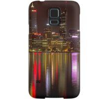 perth city skyline  Samsung Galaxy Case/Skin