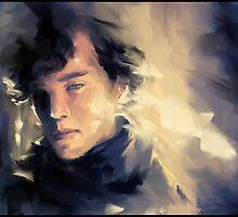 Sherlock BBC by AkiMao