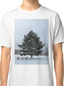 Snow Tree Classic T-Shirt