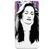 Meryl Streep is more hip than you. iPhone Case/Skin
