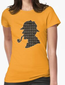 Elementary... Womens Fitted T-Shirt