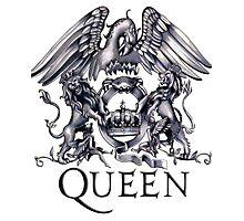 Queen Photographic Print