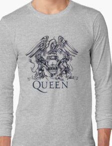 Queen Long Sleeve T-Shirt