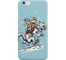 Calvin and Hoth iPhone Case/Skin