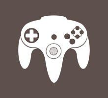Nintendo N64 White Unisex T-Shirt