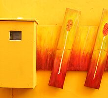 Yellow Power by Ursula Rodgers
