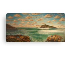 Imbituba, Santa Catarina, Brazil Canvas Print