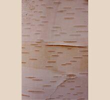 Silver Birch Bark Unisex T-Shirt