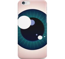 Eye Balls of Different Colors iPhone Case/Skin