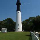Hunting Island Lighthouse, SC by Anna Lisa Yoder