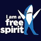 I'm a Free Spirit by D4N13L