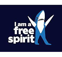 I'm a Free Spirit Photographic Print