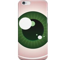 Eye Balls of Different Colors 3 iPhone Case/Skin