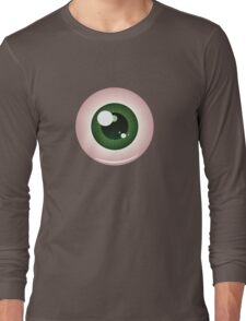 Eye Balls of Different Colors 3 Long Sleeve T-Shirt