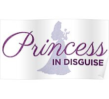Princess In Disguise Poster