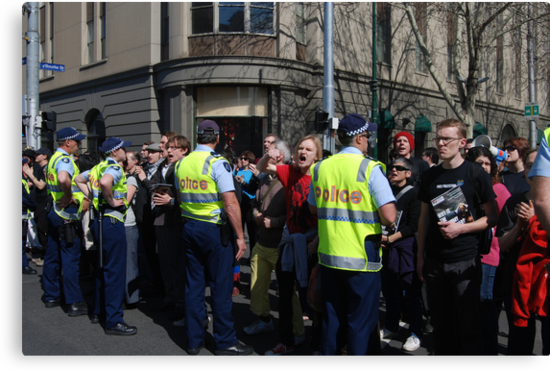 Rally for the legalisation of abortion by Alihogg
