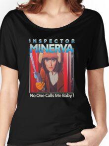 Inspector Minerva tee Women's Relaxed Fit T-Shirt