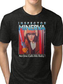 Inspector Minerva tee Tri-blend T-Shirt