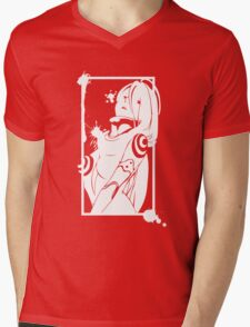 Deadman Wonderland - Shiro Mens V-Neck T-Shirt