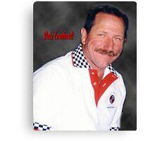 Dale Earnhardt The Intimidator Canvas Print