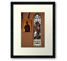 Icons! Framed Print